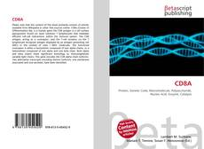 Bookcover of CD8A
