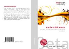 Bookcover of Harris Publications