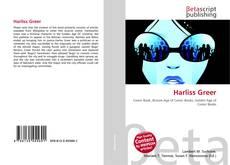 Buchcover von Harliss Greer
