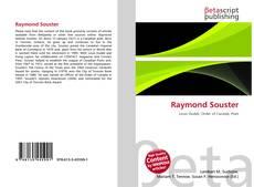 Portada del libro de Raymond Souster
