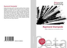Bookcover of Raymond Stampede