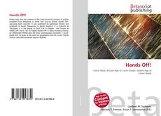 Bookcover of Hands Off!