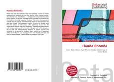 Copertina di Handa Bhonda