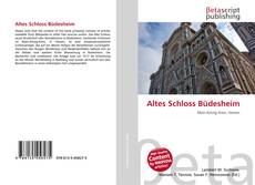 Bookcover of Altes Schloss Büdesheim