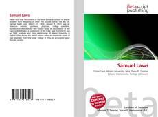 Обложка Samuel Laws