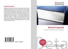 Couverture de Samuel Laycock
