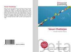 Bookcover of Sovan Chatterjee