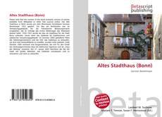 Capa do livro de Altes Stadthaus (Bonn)