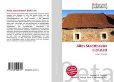 Buchcover von Altes Stadttheater Eichstätt