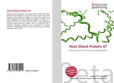 Capa do livro de Heat Shock Protein 47