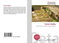 Capa do livro de Tanvir Sadiq