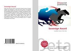 Sovereign Award kitap kapağı