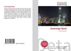 Sovereign Bank kitap kapağı