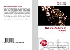 Bookcover of National Anthem of Russia