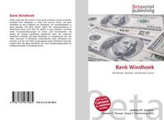 Bank Windhoek的封面