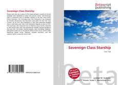 Sovereign Class Starship的封面