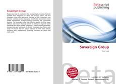 Sovereign Group kitap kapağı