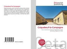 Обложка Criquebeuf-la-Campagne