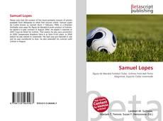 Capa do livro de Samuel Lopes