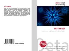 Bookcover of HIST1H2BI