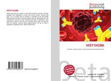 Bookcover of HIST1H2BK