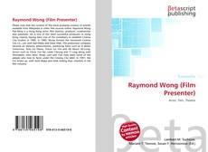 Couverture de Raymond Wong (Film Presenter)