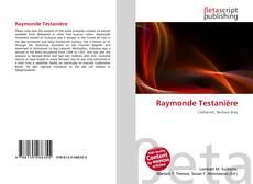 Borítókép a  Raymonde Testanière - hoz