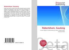 Portada del libro de Robertsham, Gauteng