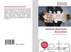 Bookcover of National Apartment Association