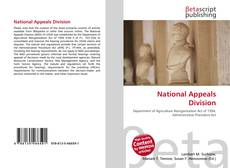 Bookcover of National Appeals Division