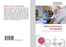 Bookcover of Optical Coherence Tomography