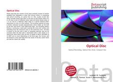 Bookcover of Optical Disc