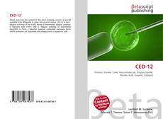 Bookcover of CED-12