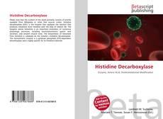 Couverture de Histidine Decarboxylase