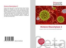 Bookcover of Histone Deacetylase 2