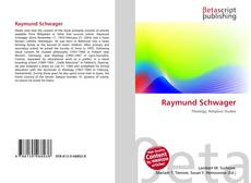 Bookcover of Raymund Schwager
