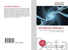 Bookcover of Cell Adhesion Molecule 1