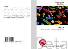 HLA-A kitap kapağı