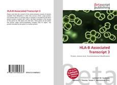 Bookcover of HLA-B Associated Transcript 3