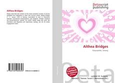 Bookcover of Althea Bridges