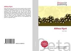 Buchcover von Althea Flynt