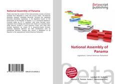 Обложка National Assembly of Panama