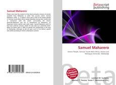 Обложка Samuel Maharero