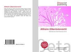 Altheim (Oberösterreich) kitap kapağı