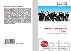 Couverture de National Assembly of Niger