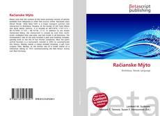 Buchcover von Račianske Mýto