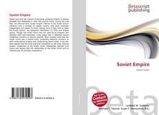 Bookcover of Soviet Empire