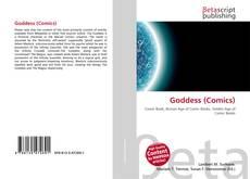 Portada del libro de Goddess (Comics)