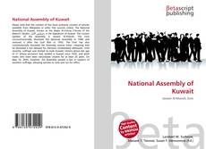 Couverture de National Assembly of Kuwait