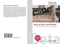 Bank of New York Mellon的封面